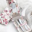 Manicure Set (Vintage Floral)